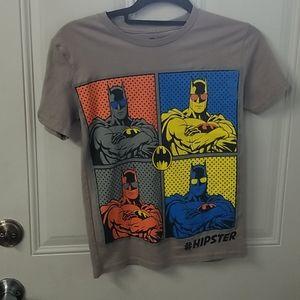 Womens size small Hipster Batman t-shirt